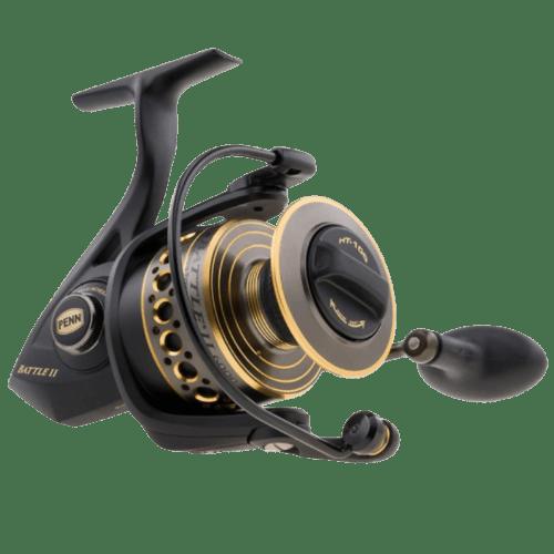 Penn-Battle-II-&-III-Spinning-Fishing-Reel